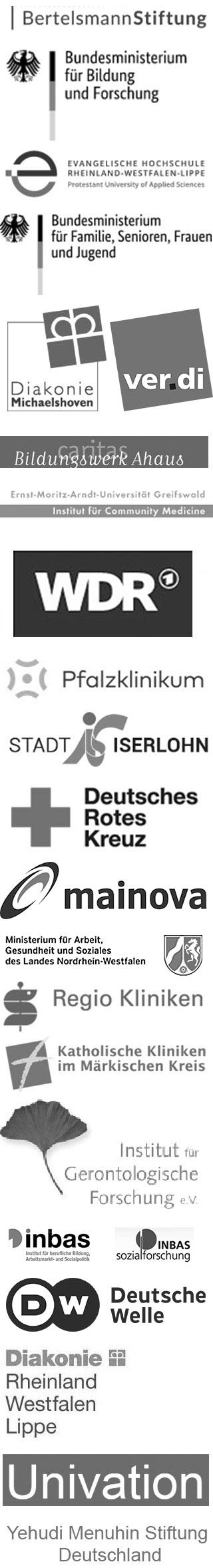 Hartmann&Partner - Referenzen